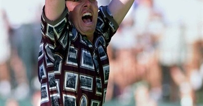 PHOTO GALLERY: Great moments in Ryder Cup history