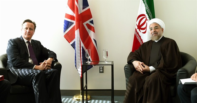 UK-Iran meeting first since 1979 revolution