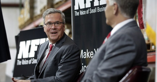 Jeb Bush stumps for GOPs, weighs presidential bid