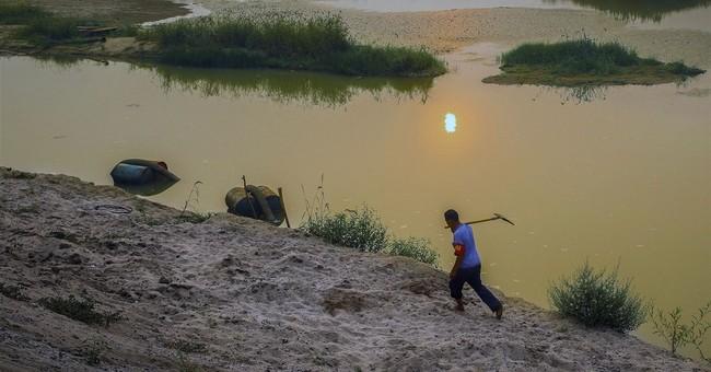 Drought worsens China's long-term water crisis