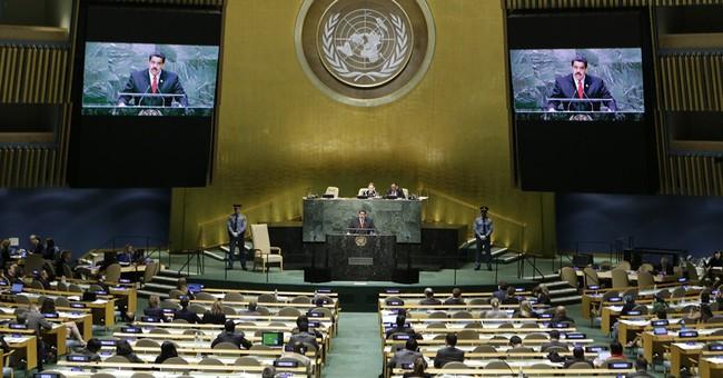 Venezuela's Maduro calls for shakeup at UN