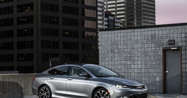 Chrysler's mid-size sedan becomes stylish