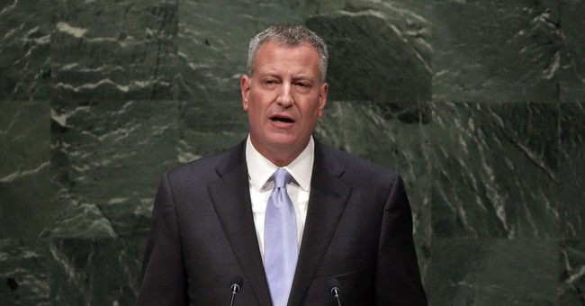 NYC mayor steps onto bigger political stages