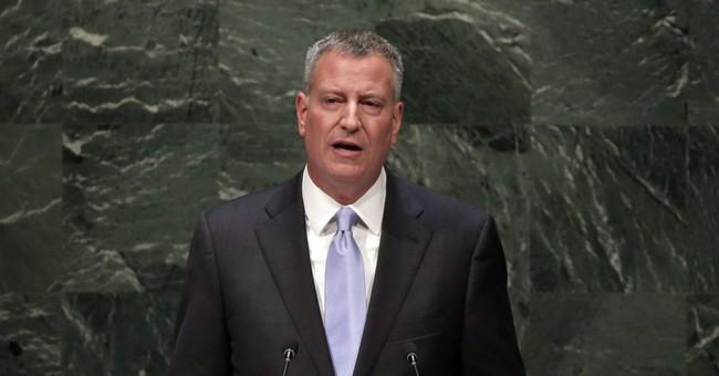 NYC mayor steps onto bigger political stages