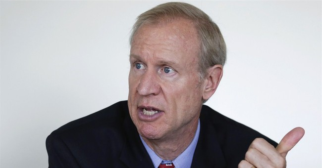 FACT CHECK: Rauner early prison release TV ad