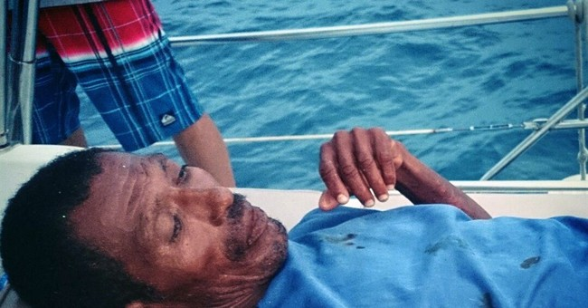 Mexican fisherman rescued after a week at sea