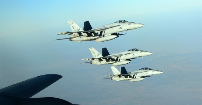 US-led strikes hit IS group as coalition grows