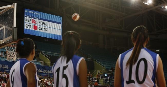 Qatar women withdraw over Asian Games hijab ban