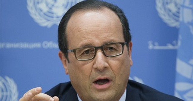 France considers joining Syria airstrikes