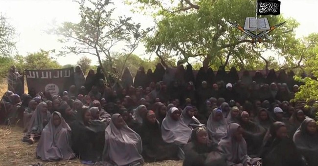 Nigerian schoolgirl freed by extremists comes home