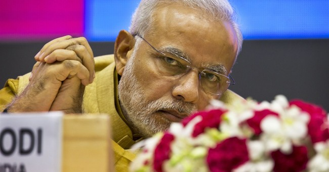 India's Modi looks to big US welcome, mended ties