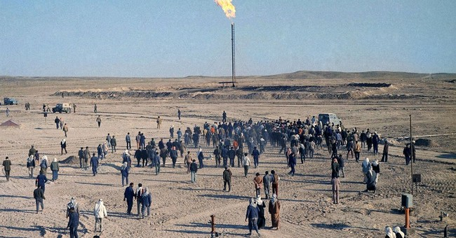 Syria, Iraq oil controlled by Islamic State group