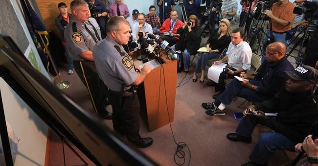 Trooper ambush suspect making manhunt a 'game'