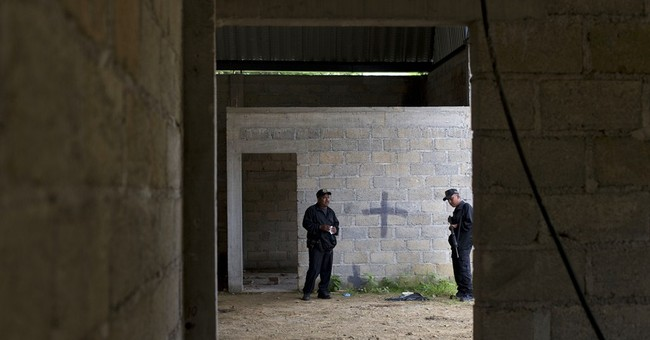 Mexico detains 8 soldiers in June killing of 22