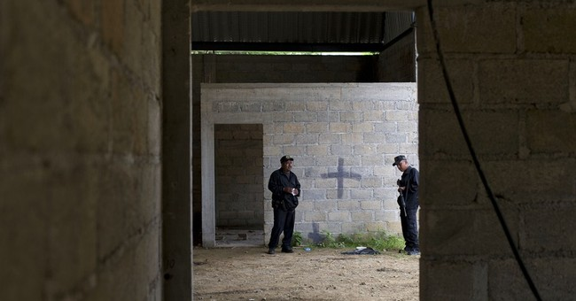 Mexico army holds 8 soldiers in June killing of 22