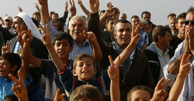 Kurds see Turkey impeding Islamic State fight