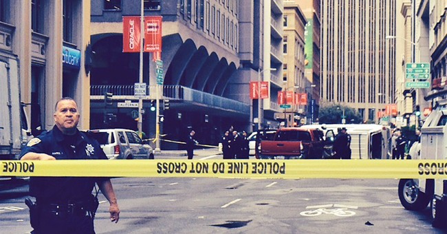 Chase, police shooting snarl San Francisco traffic