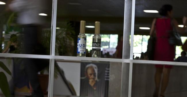 'Eau de Revolution': Cuba scents honor Che, Chavez