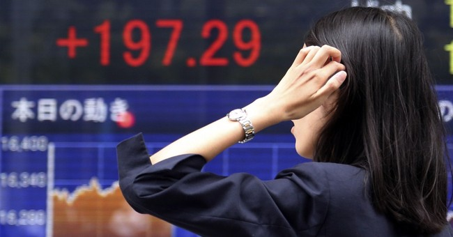 Asian stocks up as US data boost sentiment