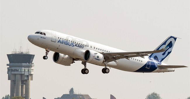 Newest Airbus jet, the A320neo, takes first flight