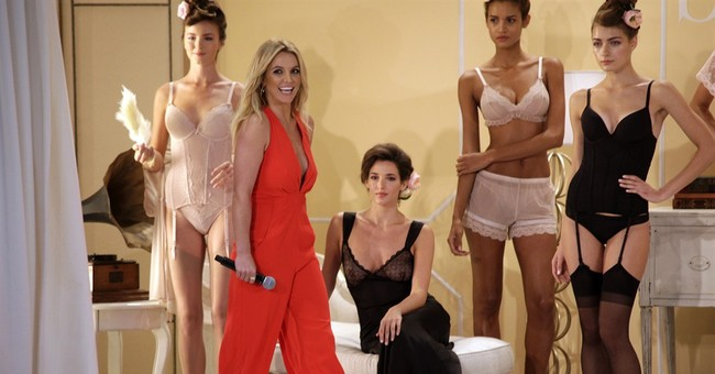 Spears launches lingerie line, talks new album