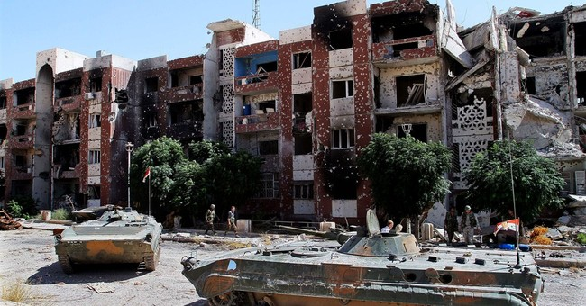 UN rights body to share Syria war crimes evidence