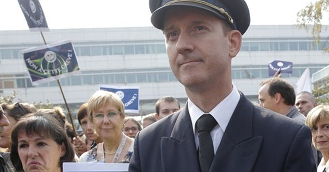 Pilots, Air France negotiating way to end strike