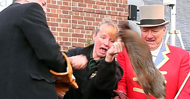 Groundhog dies after escaping NYC mayor's grip