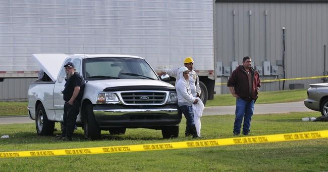 1 killed, 1 injured in stabbing at food company
