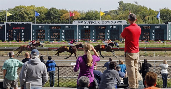 End of line for thoroughbred racing in New England