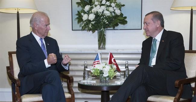 Turkey's Erdogan calls for no-fly zone in Syria