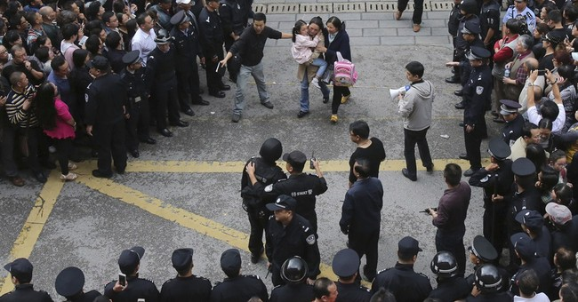 Stampede kills 6 primary schoolchildren in China