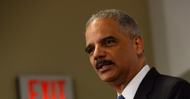 Holder: Mixed record on national security issues