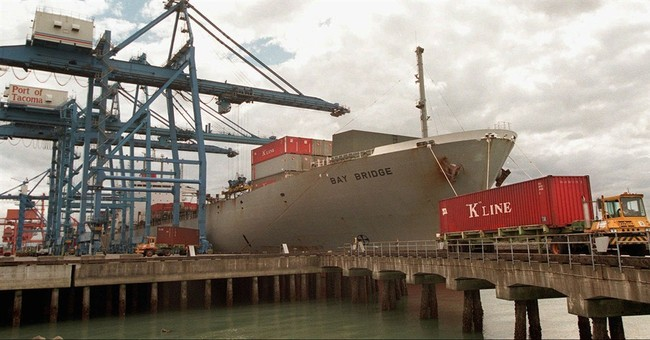 Japanese firm fined $67.7M in shipping conspiracy