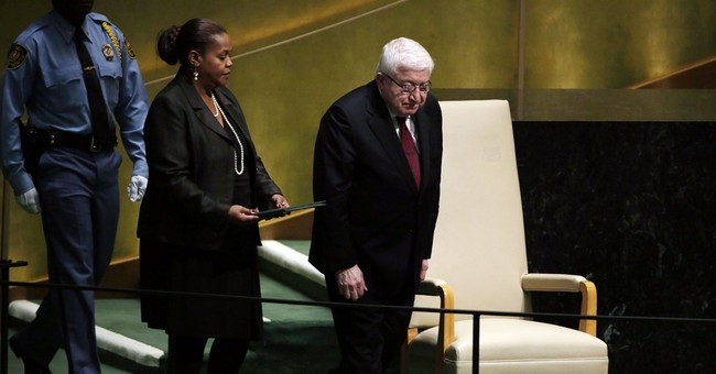 Iraqi leader calls for united front against IS