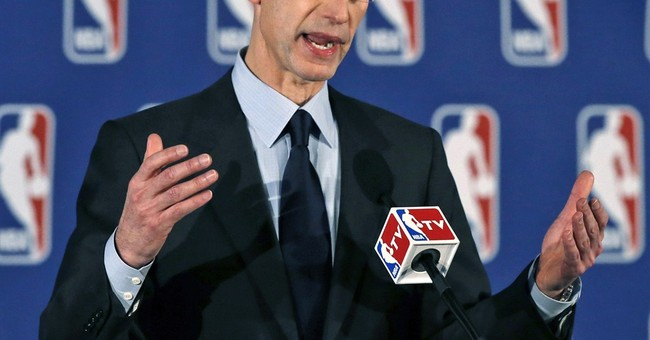 Column: NBA still must deal with the race issue