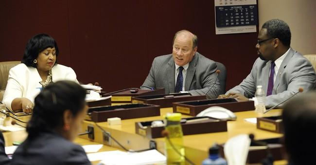 Detroit's elected officials regain control of city