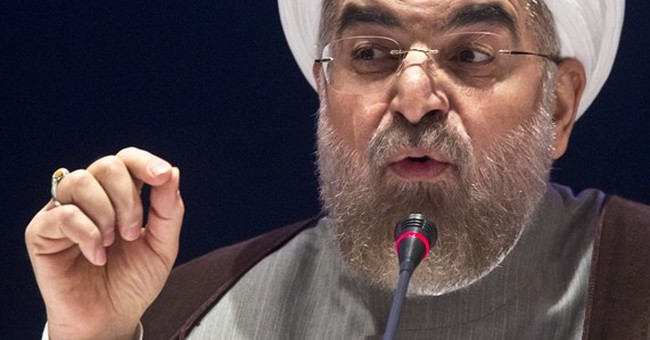 Iran leader: time not right for another phone call