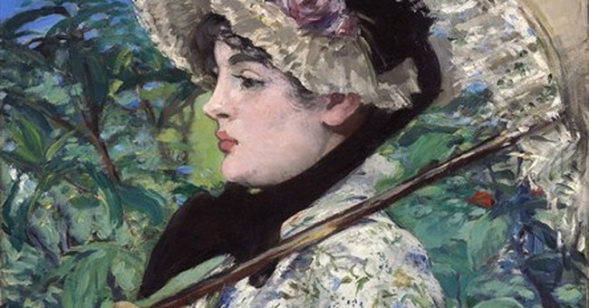 Celebrated Manet portrait headed to NYC auction