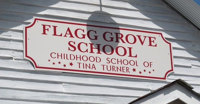 Tina Turner exhibit opens at old Tennessee school
