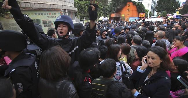 Stampede kills 6 primary schoolchildren in China