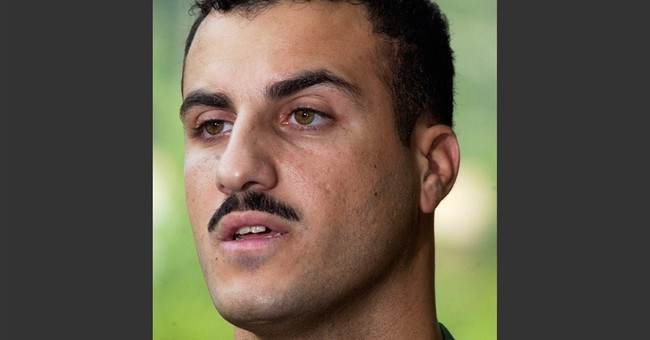 Vanishing Marine will be tried on desertion charge