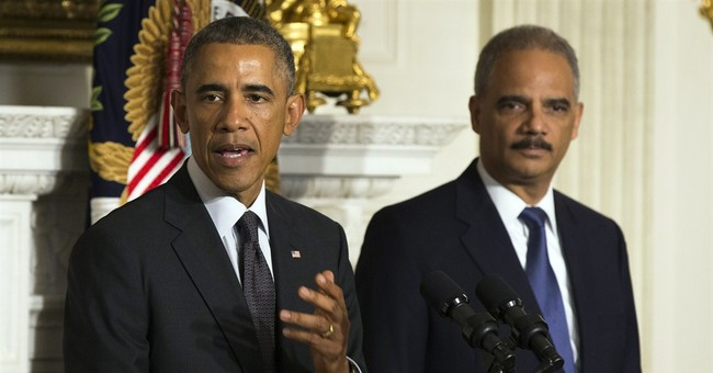 Holder's legacy: counterterrorism to civil rights