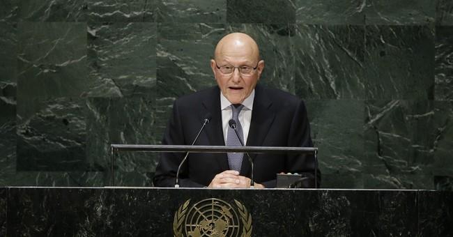 Lebanese prime minister calls for world's help