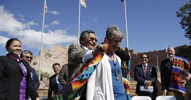 Landmark $554M US-Navajo settlement made official
