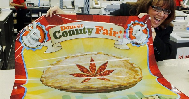 Marijuana contests join county fair in Colorado