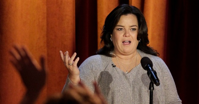 Rosie O'Donnell coming back to 'View' as guest