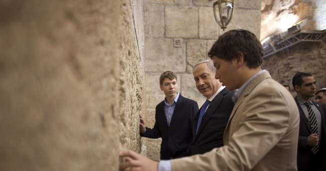 Love life of Israeli PM's son sparks uproar
