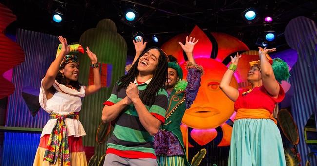 Bob Marley musical for kids jammin' in New York