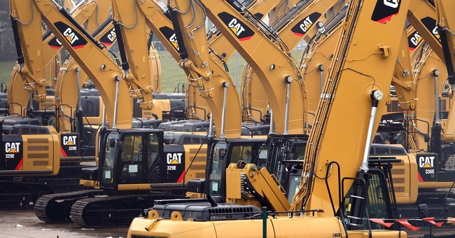 Caterpillar 4Q results top analysts' expectations